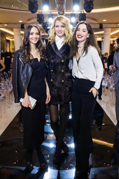 Во «Временах Года» состоялось открытие бутика Chantal Thomass | галерея [1] фото [3]