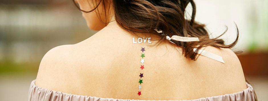 Miami Tattoos переводные временные татуировки
