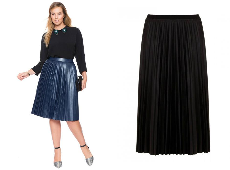 Модели юбок для полных женщин Asos, Marina Rinaldi