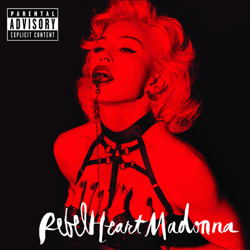 «Rebel Heart» Мадонна Madonna