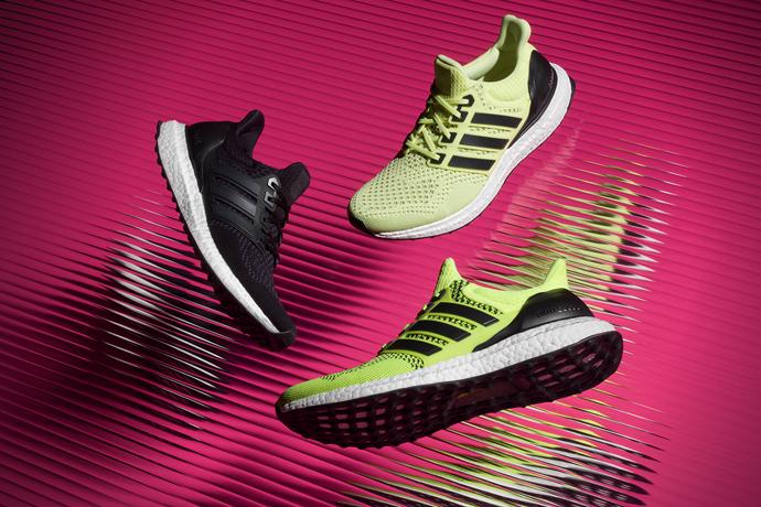 adidas выпускает кроссовки UltraBoost в новых оттенках