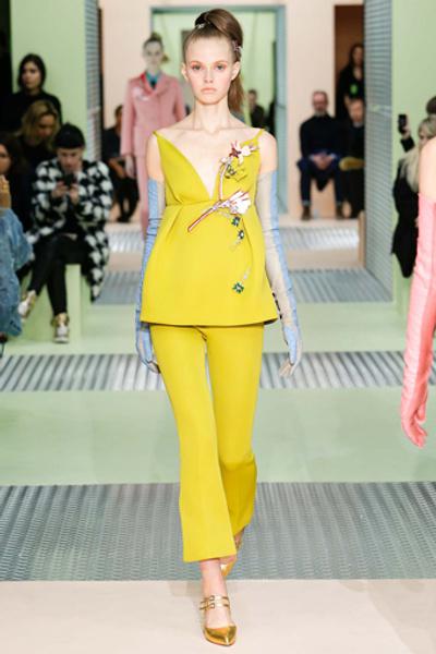 От первого лица: редактор моды ELLE о взлетах и провалах на Неделе моды в Милане | галерея [1] фото [2]