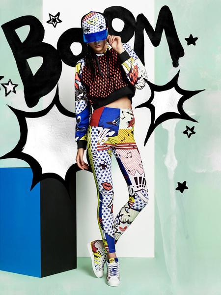 Рита Ора создала новую коллекцию для adidas Originals | галерея [1] фото [6]