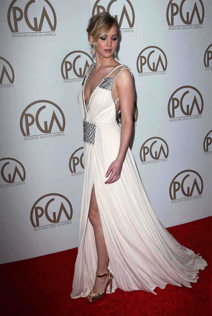 Вечернее платье от Prada