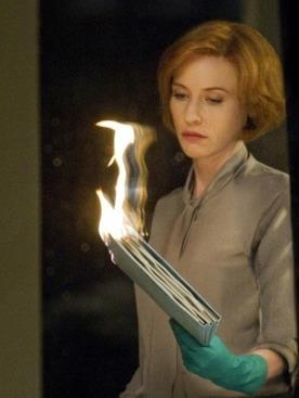 Кейт Бланшетт в фильме «Ханна. Совершенное оружие»