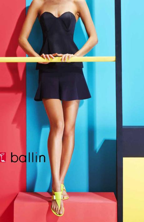 Обувной бренд Ballin представил яркую весенне-летнюю коллекцию