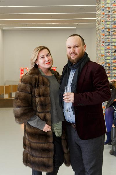 В МАММ прошел закрытый показ выставки Кандиды Хёфер | галерея [1] фото [70]