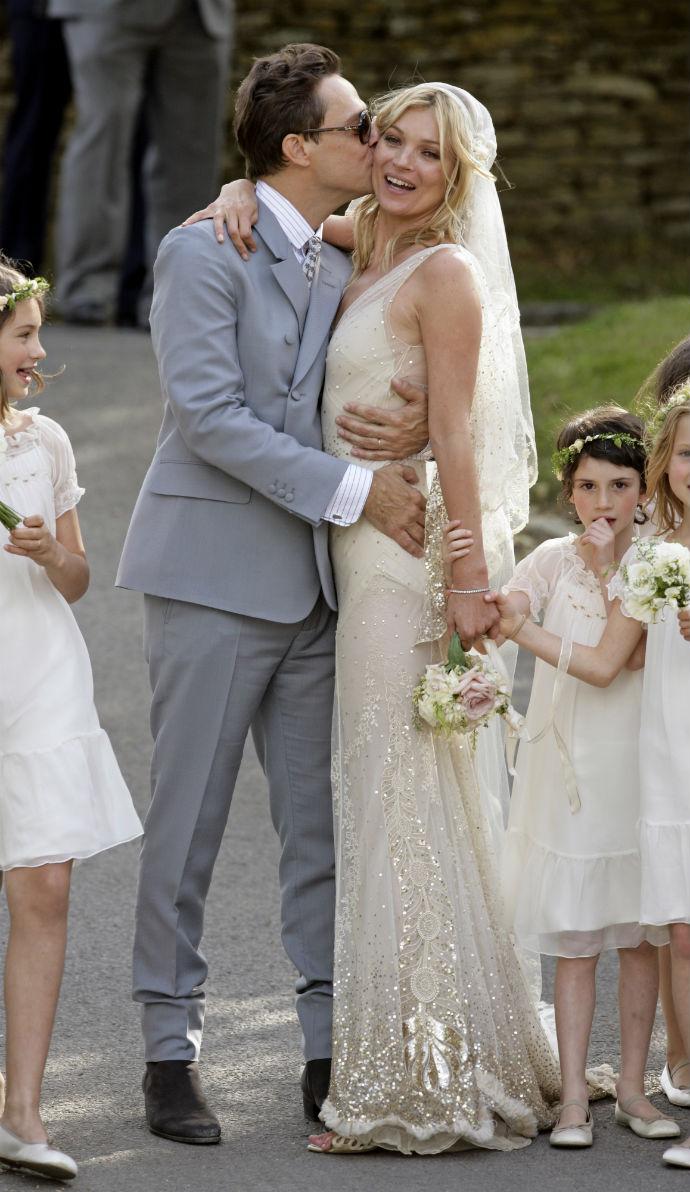 свадьбы звезд кейт мосс фото