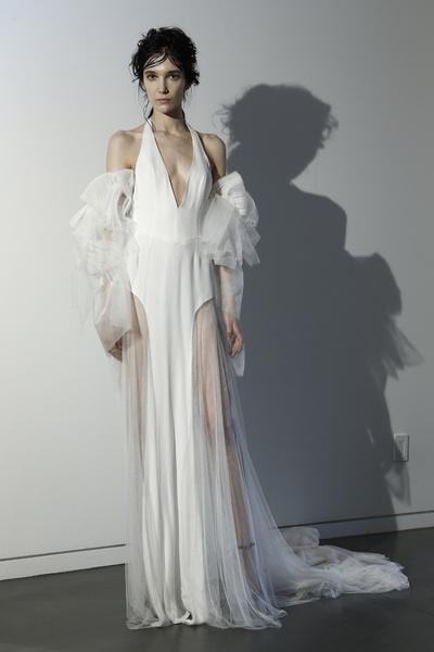 Сексуальные свадебные платья