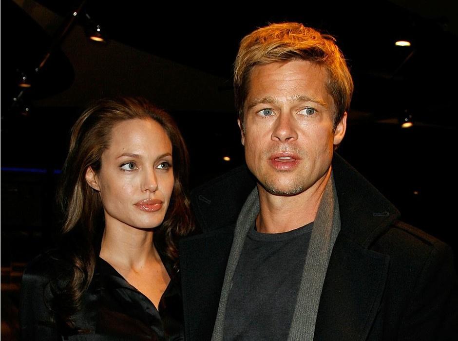 Стала известна причина развода Анджелины Джоли и Брэда Питта
