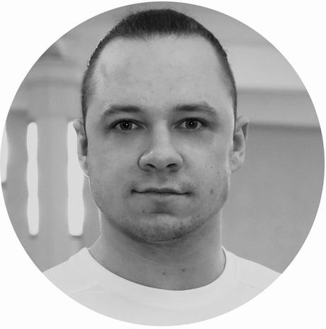 Иван Чепрасов, старший тренер фитнес-клуба Dr.LODER