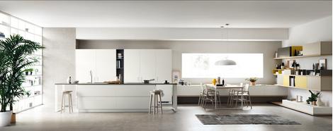 Кухня Foodshelf – новый проект дизайнера Ора Ито для Scavolini | галерея [1] фото [18]