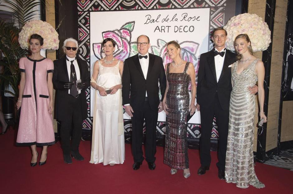 Бал Роз в Монако: гости мероприятия
