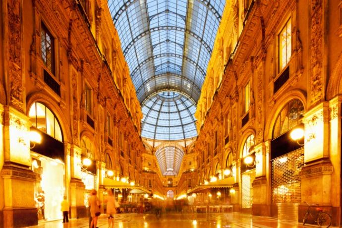 галерея витторио эмануэле II