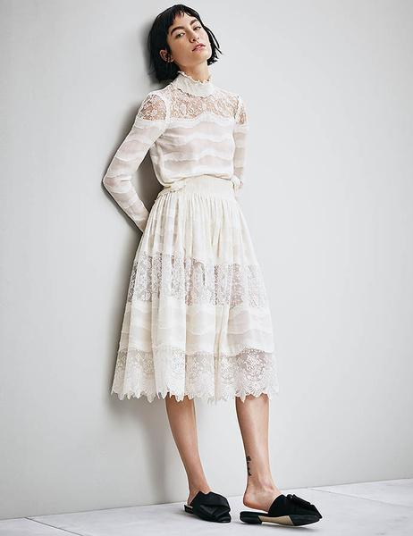 H&M представили новую коллекцию Conscious Exclusive в Париже | галерея [1] фото [10]