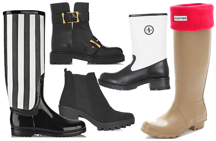 Выбор ELLE: Dolce&Gabbana, Alexander McQueen, TopShop, Christian Lacroix, Hunter