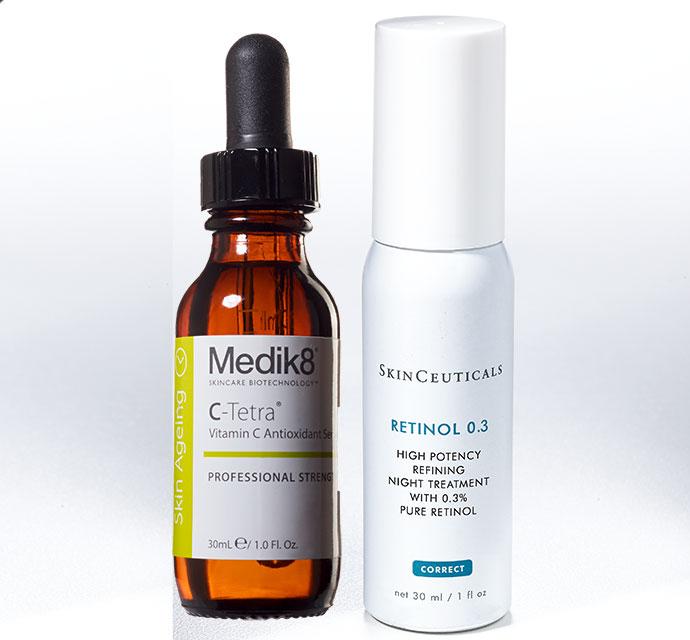 Сыворотка C-Tetra Antioxidant Serum, Medik8