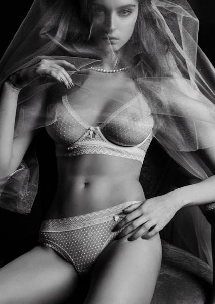 Не платьем единым: 8 лучших коллекций свадебного белья | галерея [7] фото [5]