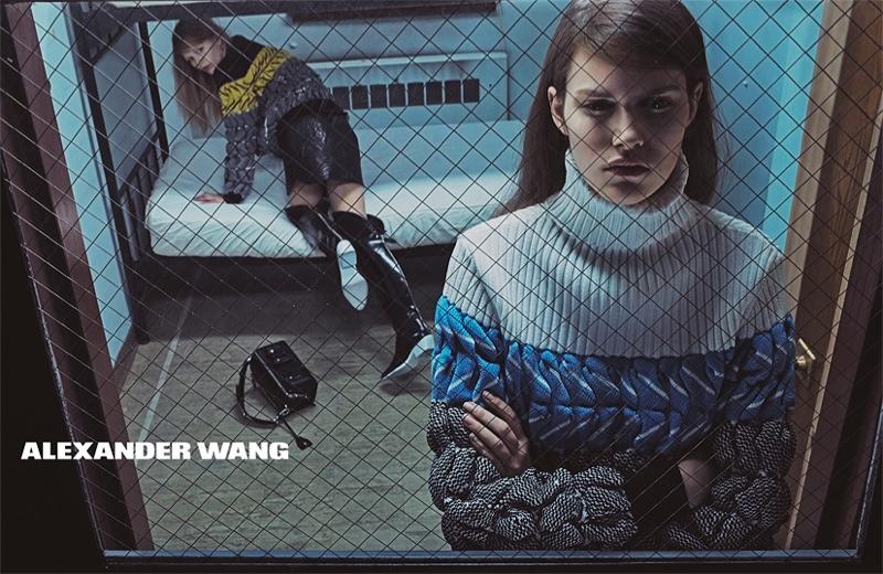 Новая коллекция Александра Вонга