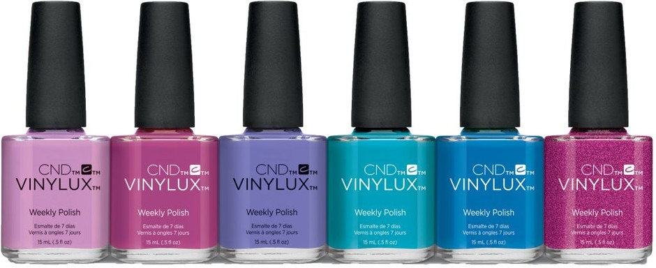 CND Vinilux Garden Muse Collection