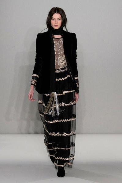 Неделя моды в Лондоне: 22 февраля | галерея [2] фото [14]