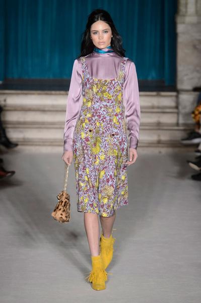 Неделя моды в Лондоне: 22 февраля | галерея [3] фото [13]