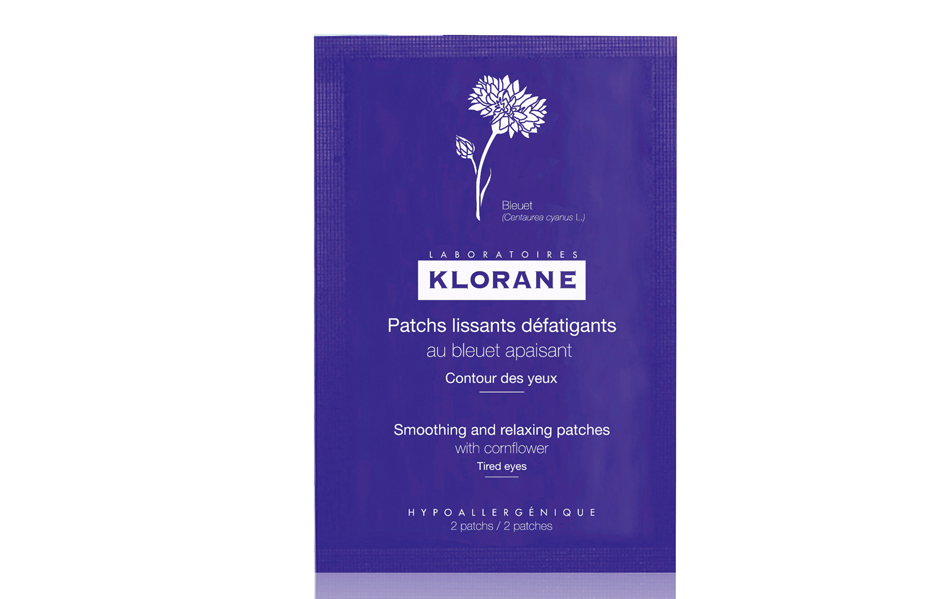 Klorane Smoothing & Relaxing Patches