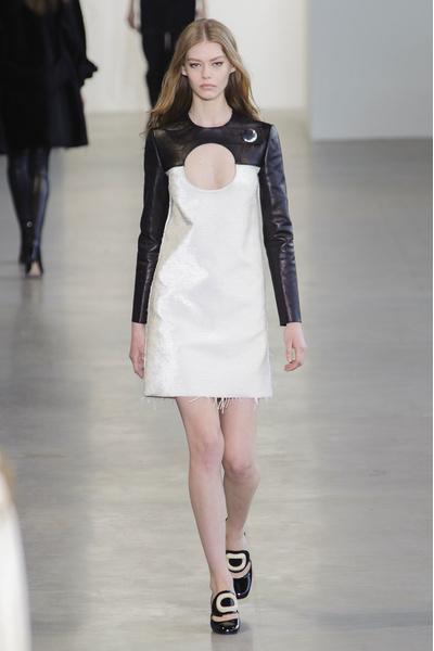 Показ Calvin Klein на Неделе моды в Нью-Йорке | галерея [1] фото [8]