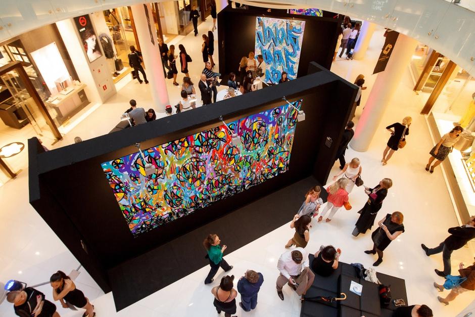 выставки современного искусства в москве
