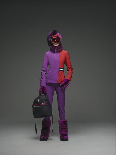 Навострили лыжи: «горнолыжные» коллекции модных домов | галерея [1] фото [5]