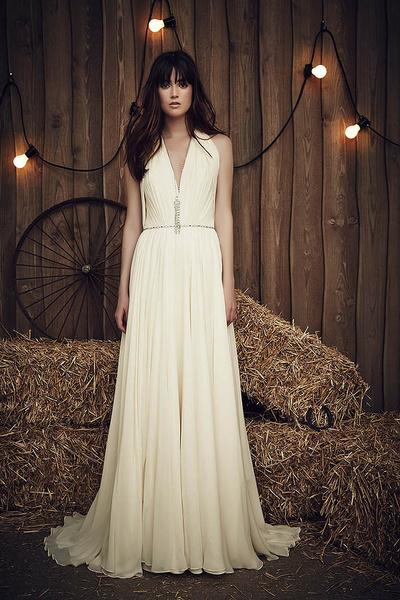 Лучшие коллекции Недели свадебной моды | галерея [6] фото [3]