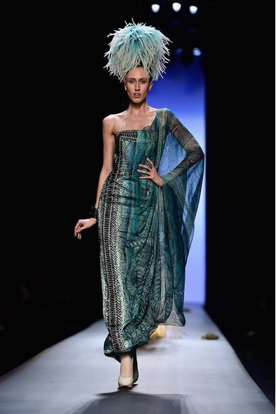 Показ Jean Paul Gaultier Couture | галерея [1] фото [16]