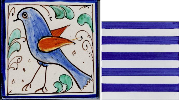 Керамическая плитка, La Riggiola
