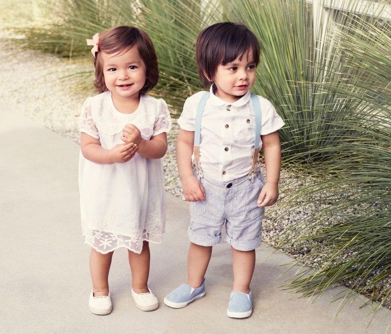 H&M откроет в Москве первый магазин для детей