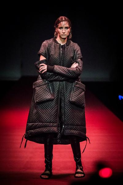 Молодые дизайнеры на Неделе моды в Москве | галерея [3] фото [5]