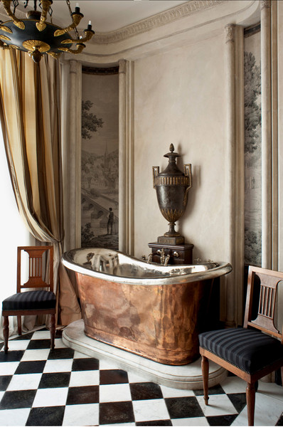 Тренд недели: ванная комната в классическом стиле   галерея [1] фото [1]