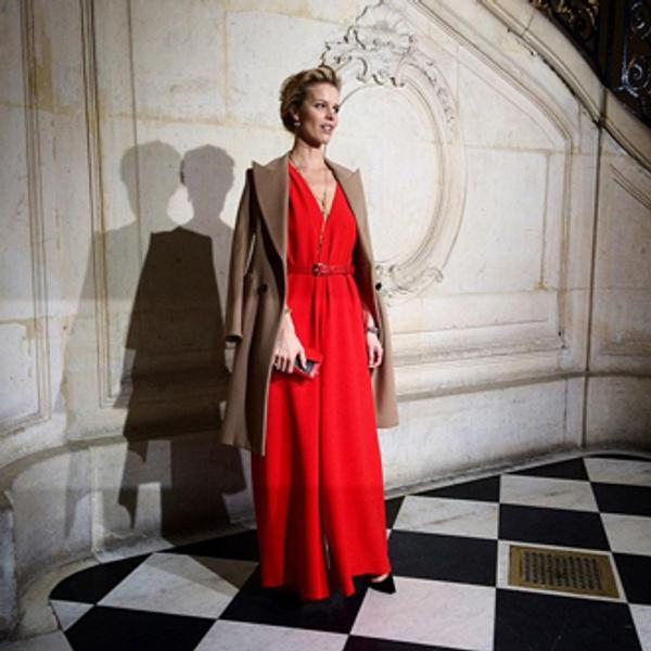 От первого лица: Неделя моды Haute Couture глазами редактора ELLE | галерея [3] фото [4]
