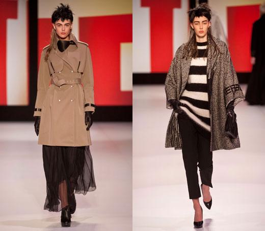 Коллекция Jean Paul Gaultier осень-зима 2013-2014