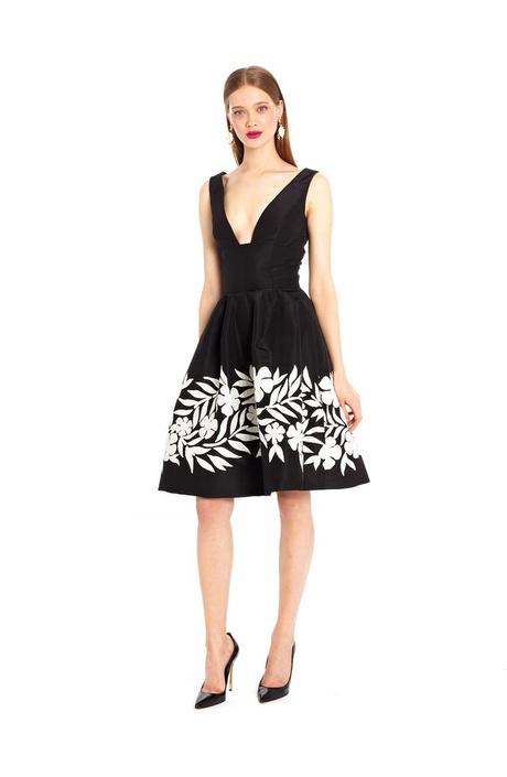 Платье от Oscar de la Renta