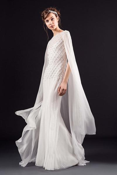 Лучшие коллекции Недели свадебной моды | галерея [4] фото [6]