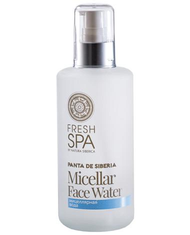 Fresh Spa By Natura Siberica Micellar Face Water