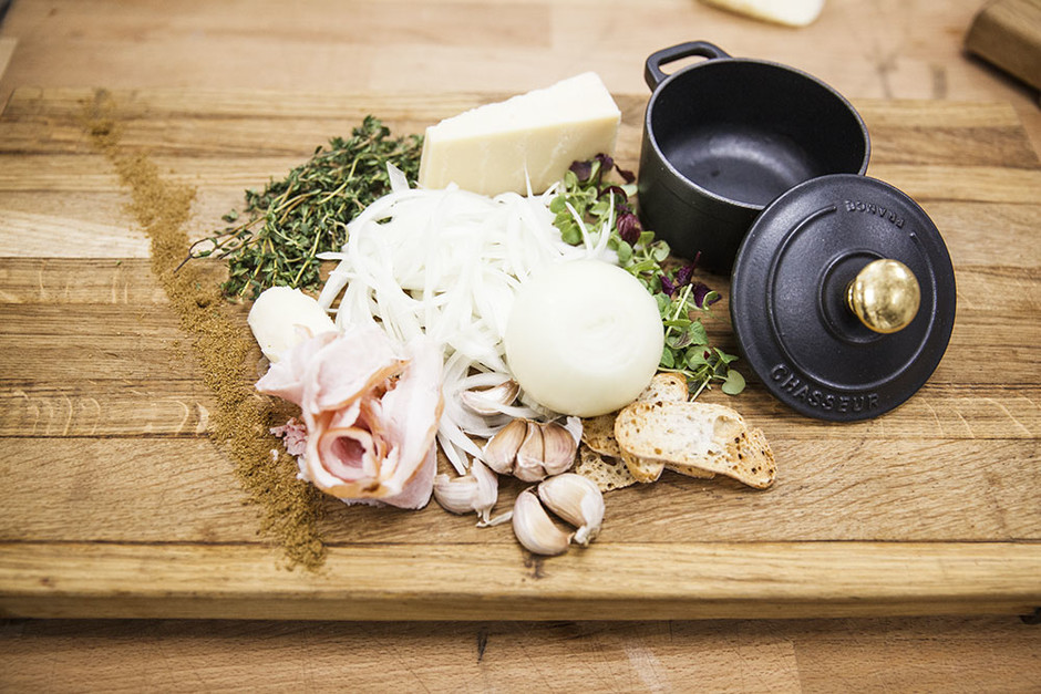 Луковый суп рецепт ингредиенты