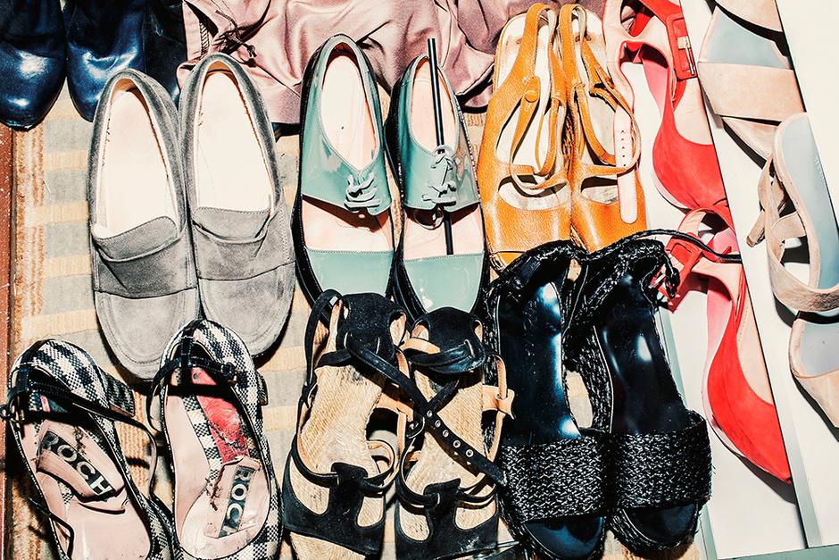 Туфли из коллекции Клэр