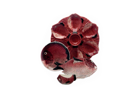 Хороший улов: керамика португальской марки Bordallo Pinheiro | галерея [1] фото [3]