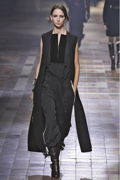 Показ Lanvin на неделе моды в Париже | галерея [1] фото [18]