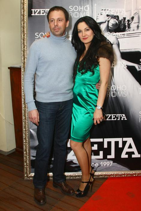 Дмитрий Великовский и Изета Гаджиева