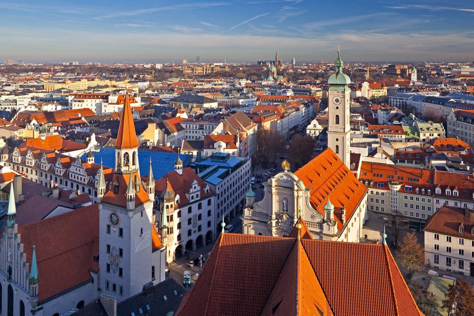 Бавария, Мюнхен: достопримечательности, отели и музеи города