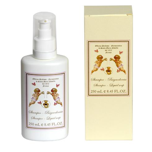 Shampoo Bagnodoccia, шампунь-гель для душа