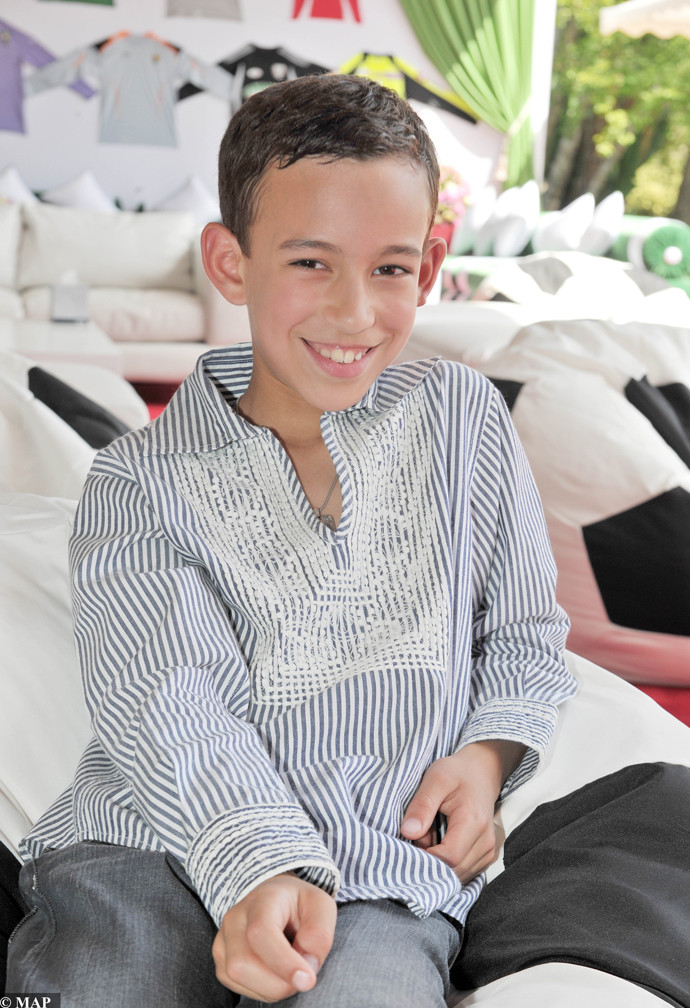 Принц Мулай Эль Хассан
