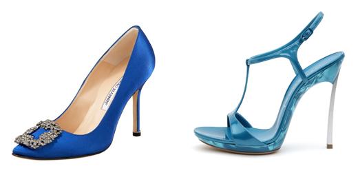 Свадебные туфли 2013